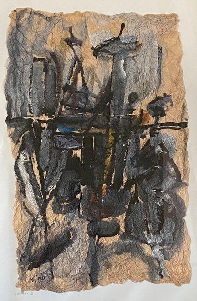 Ladislas KIJNO (1921-2012 )