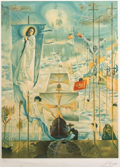 Salvador DALI (1904-1989) (d'après)