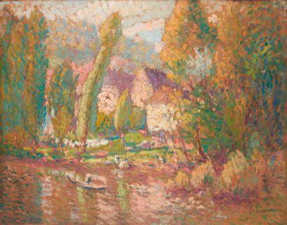 LÉPINE JOSEPH (1867-1943)