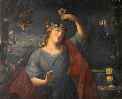 Dans le goût de l'école FRANÇAISE du XVIIIème siècle