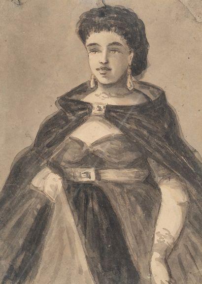 Constantin GUYS (1802/05-1892)