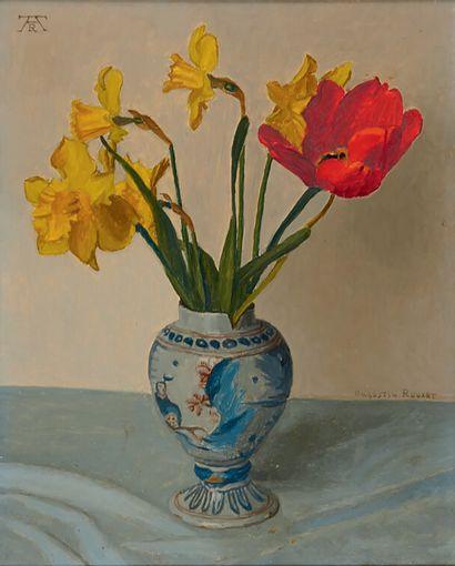 ROUART Augustin (1907-1997)