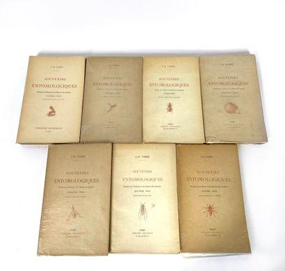 Jacques COLLIN DE PLANCY. Dictionnaire infernal. Volumes 1, 3 et 4. 1826. Librairie...