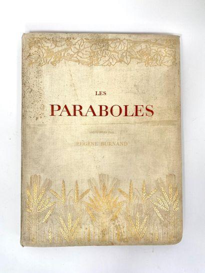 Les Paraboles  Ill.BURNAND Eugène  Edité...
