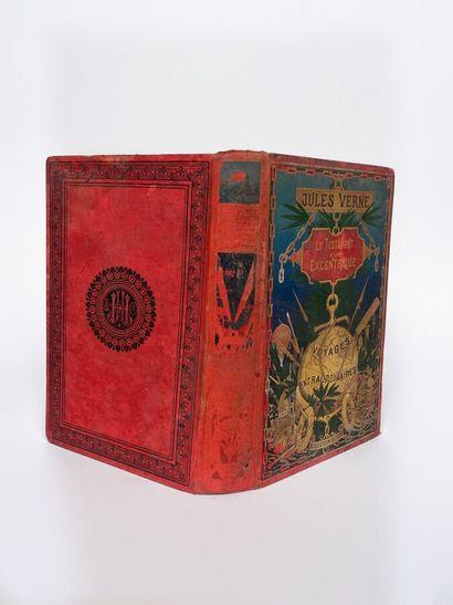 Jules Verne  Le testament d'un excentrique....
