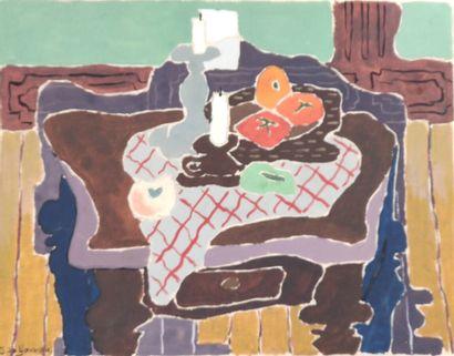 Jean de GAVARDIE (1909-1961)  Composition...
