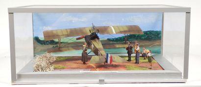 Nieuport17 :Ami ou ennemi?  Maquette sous...