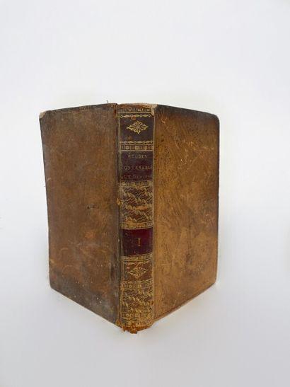 L'arithmétique du seigneur Barreme ou le Livre facile pour apprendre l'arithmétique...