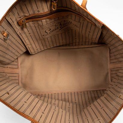 "LOUIS VUITTON  2010  Sac ""Neverfull"" GM  ""Neverfull"" GM bag    Toile Monogram, cuir..."