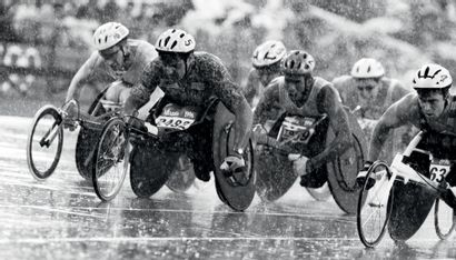 Atlanta 1996. Claude Issorat, 1500m © Christian...
