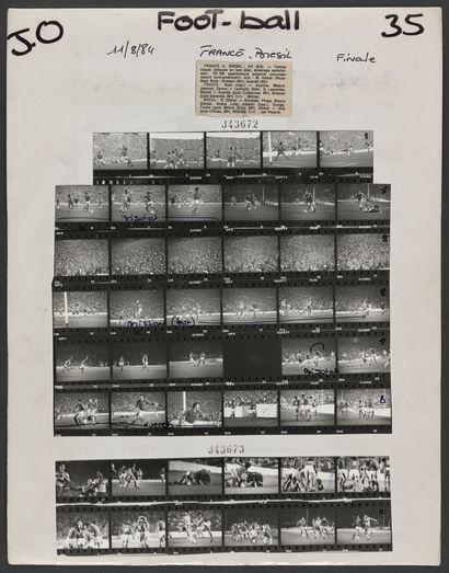 JO 1984 © L'Équipe Los Angeles 1984. Finale...