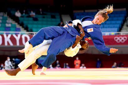 Tokyo 2020. Agbégnénou-Franssen, judo (quart...