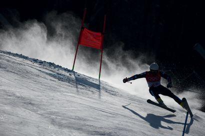 Pyeongchang 2018. Sebastiano Gastaldi, ski...