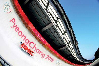 Pyeongchang 2018. Luge © Franck Seguin/L'Équipe...