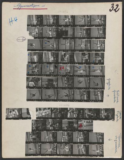 JO 1976 © Robert Legros/L'Équipe Montréal...