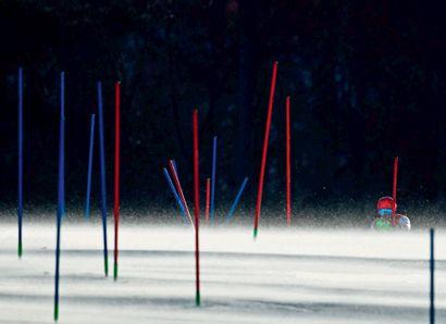 Pyeonchang 2018. Marcel Hirscher, ski alpin...