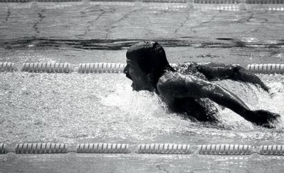 Munich 1972. Mark Spitz, natation © L'Équipe...