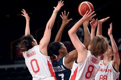 Tokyo 2020. Japon-France, basket-ball © Pierre...
