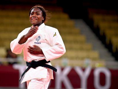 Tokyo 2020. Clarisse Agbégnénou, judo. ©...