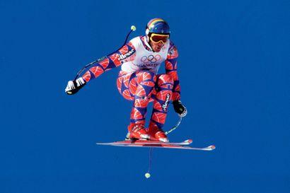 Nagano 1998. Jean-Luc Crétier, ski alpin...