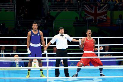 Rio 2016. Tony Yoka, boxe © Franck Seguin/L'Équipe...