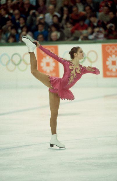 Sarajevo 1984. Katarina Witt, patinage artistique...