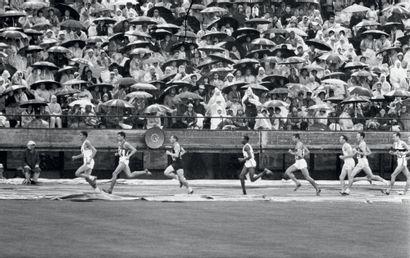 Tokyo 1964. Michel Jazy, 5000m © L'Équipe...