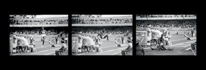 Mexico 1968. Bob Beamon, saut en longueur...