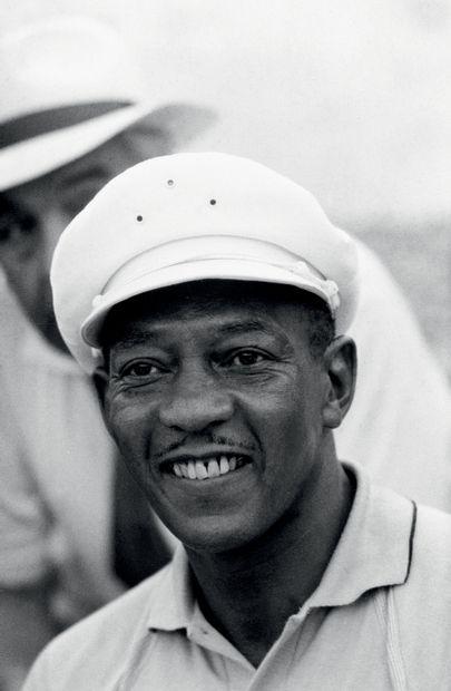 Rome 1960. Jesse Owens © L'Équipe Septembre...