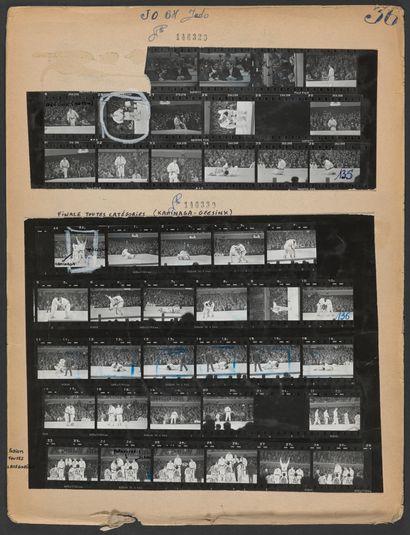 JO 1964 © L'Équipe Tokyo 1964. Finale du...