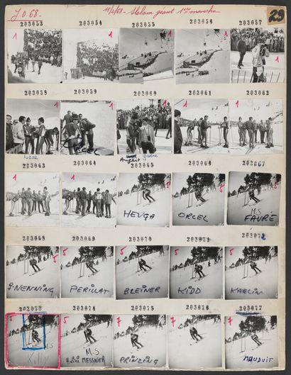 JO 1968. © L'Équipe Grenoble 1968. Première...