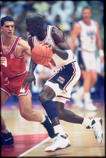 Barcelone 1992. Finale États-Unis - Croatie...