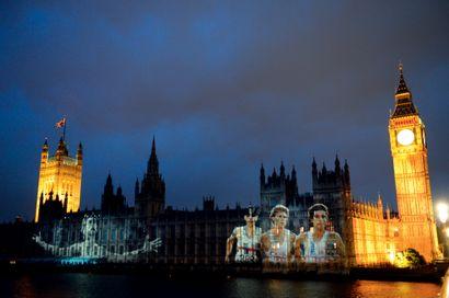 Londres 2012. Cérémonie d'ouverture © Pascal...