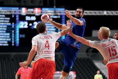 Tokyo 2020. Nikola Karabatic, handball ©...