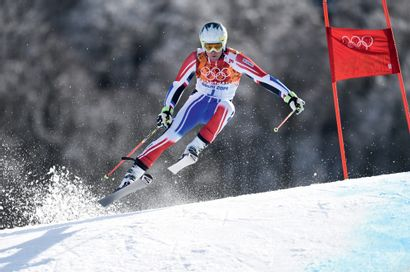 Sotchi 2014. Alexis Pinturault, ski alpin...