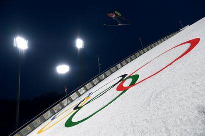 Pyeongchang 2018. Johannes Rydzek, combiné...