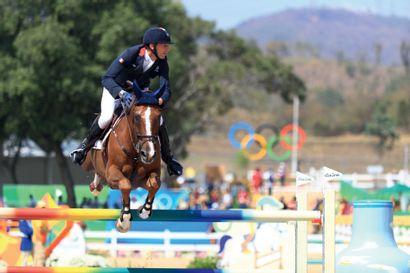 Rio 2016. Kevin Staut et Rêveur de Hurtebise,...