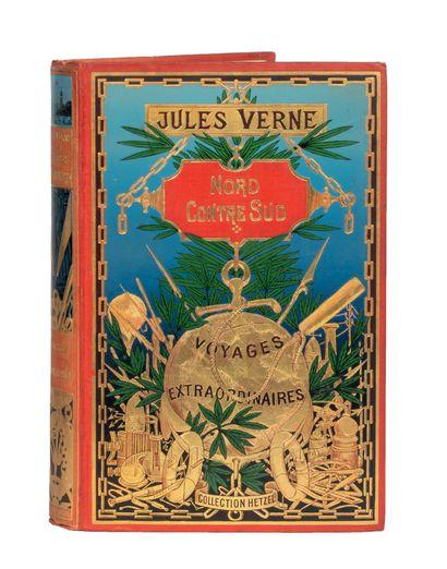 [États-Unis] Nord contre Sud par Jules Verne....