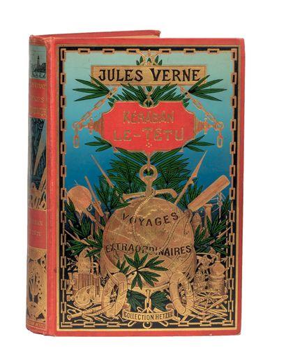 [Mers et Océans] Kéraban le Têtu par Jules Verne. Illustrations de Benett. Paris,...
