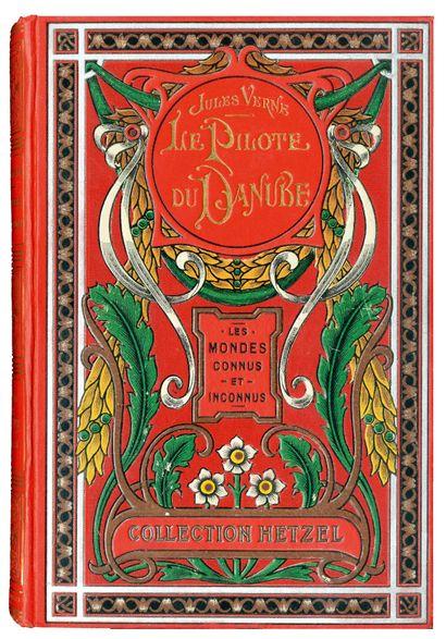 [Europe] Le Pilote du Danube par Jules Verne....