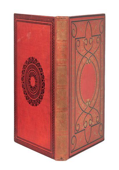 [Écosse] Le Rayon vert par Jules Verne. Illustrations...