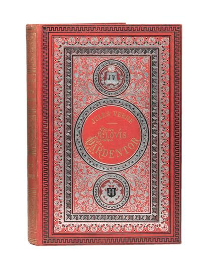 [Algérie] Clovis Dardentor par Jules Verne....