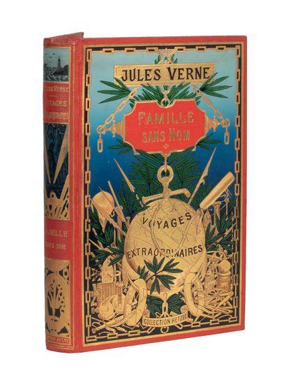 [Québec] Famille-Sans-Nom par Jules Verne....