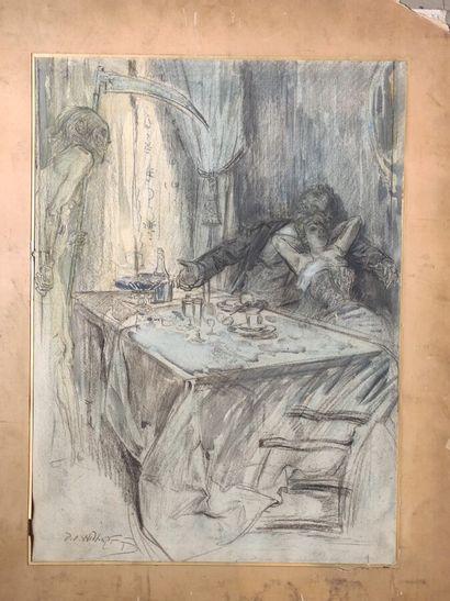 David Ossipovitch WIDHOPFF (1867-1933)  Le...
