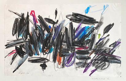 Ladislas KIJNO (1921-2012)  Revolution C...