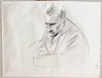 Jean-Louis FORAIN (1852-1931)  Magistrats...