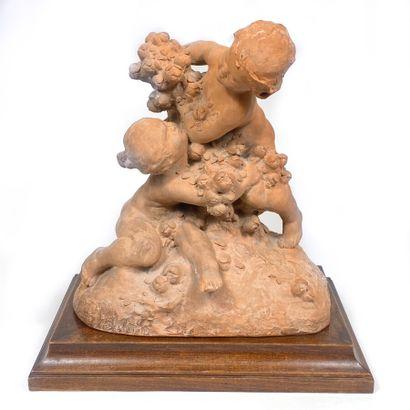 Alexandre DESCATOIRE (1874-1949)  Enfants...