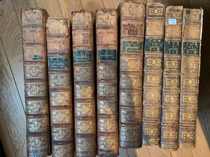 Le grand dictionnaire Historique ou le mélange...