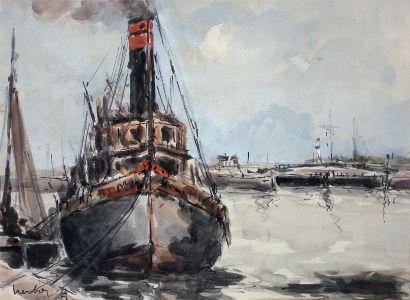 HERBO FERNAND (1905 - 1995)