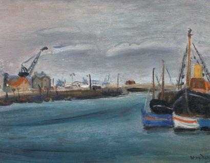 HAYDEN HENRI (1883 - 1970)